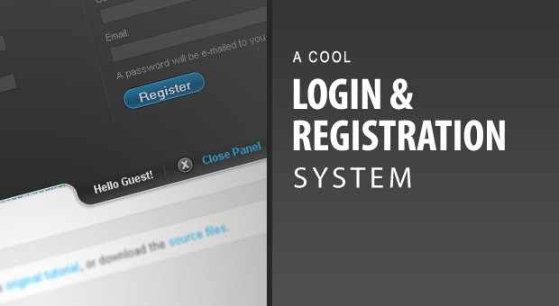 Making A Cool Login System With Php Mysql Amp Jquery