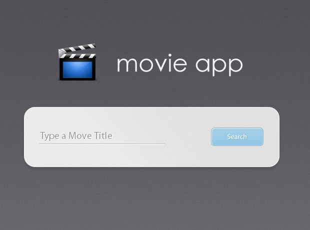 A Simple Movie Search App w/ jQuery UI - Tutorialzine