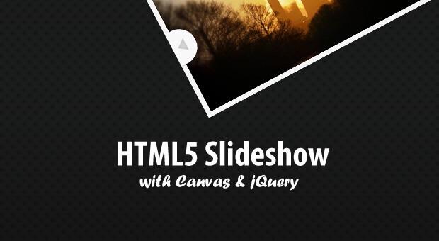 An HTML5 Slideshow w/ Canvas & jQuery - Tutorialzine