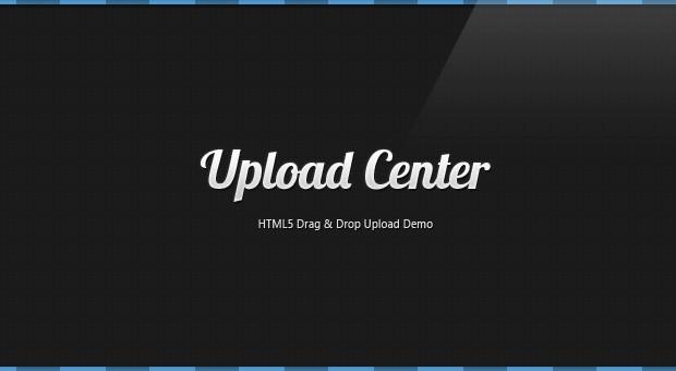 HTML5 File Uploads with jQuery - Tutorialzine