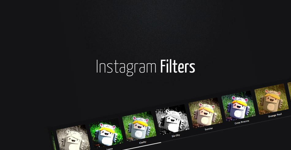 how to make an instagram filter