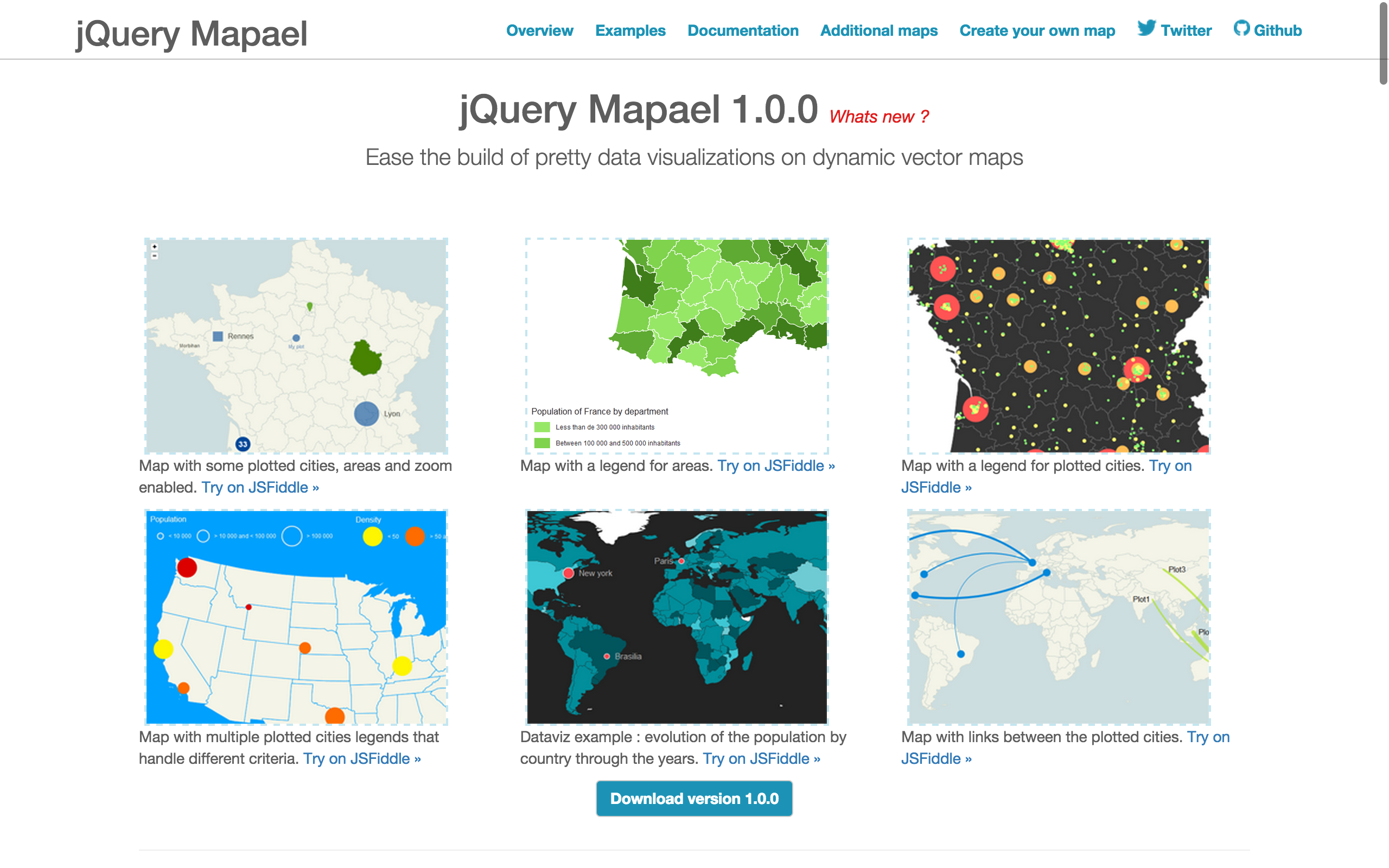 Our favorite jquery plugins and libraries for spring 2015 tutorialzine jquery mapaelg gumiabroncs Choice Image
