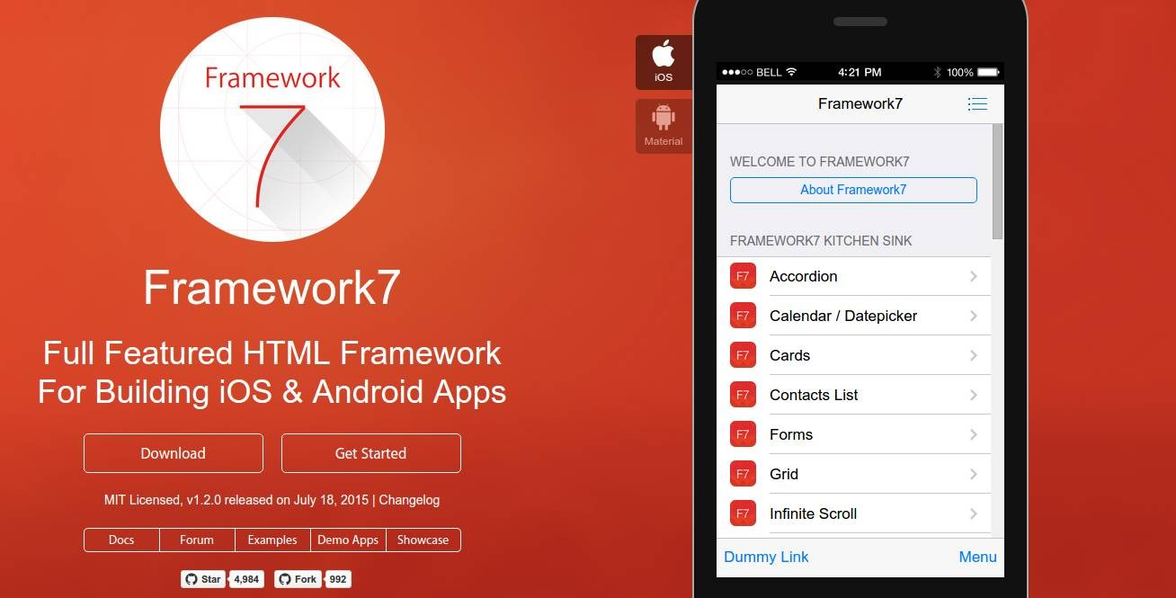 Comparing The Top Frameworks For Building Hybrid Mobile Apps