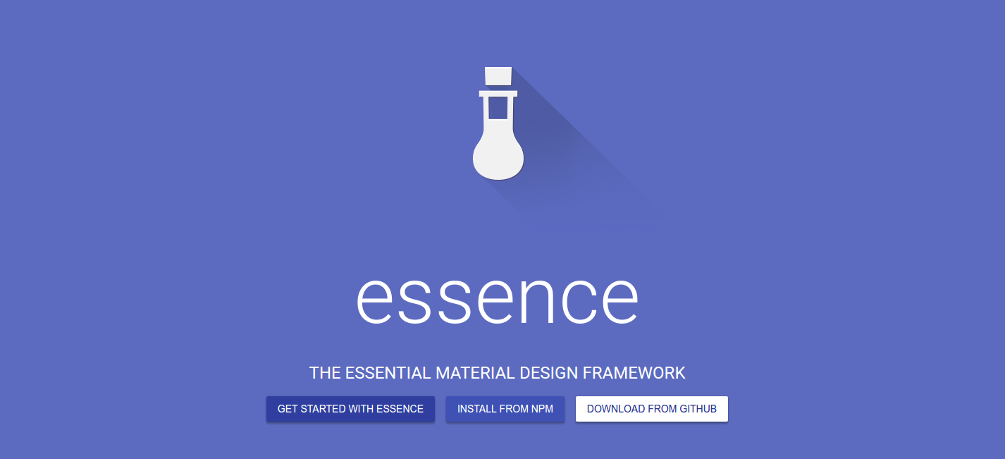 The 15 Best Material Design Frameworks and Libraries - Tutorialzine