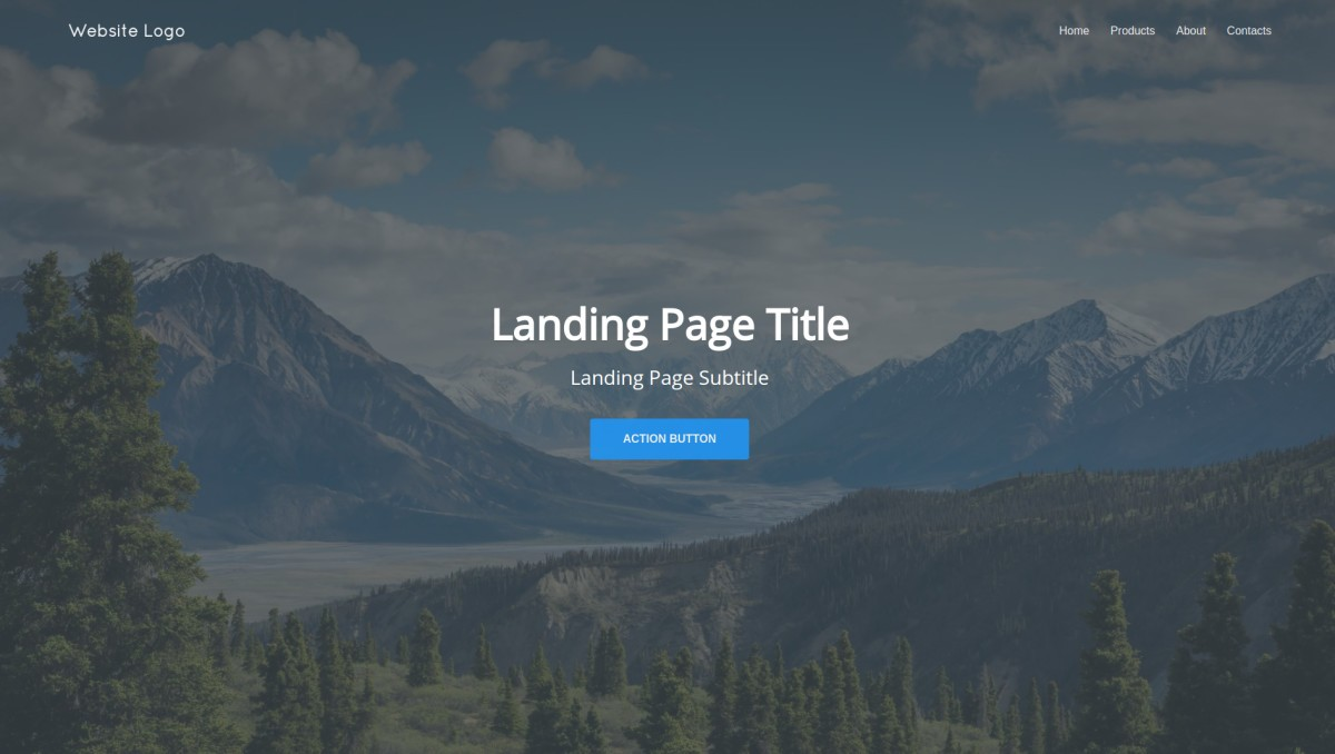 freebies landing page