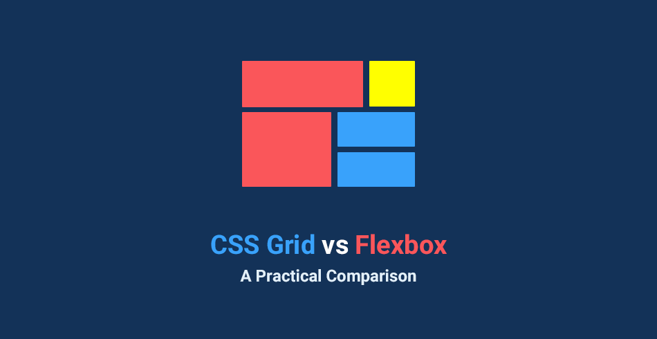 CSS Grid VS Flexbox: A Practical Comparison - Tutorialzine