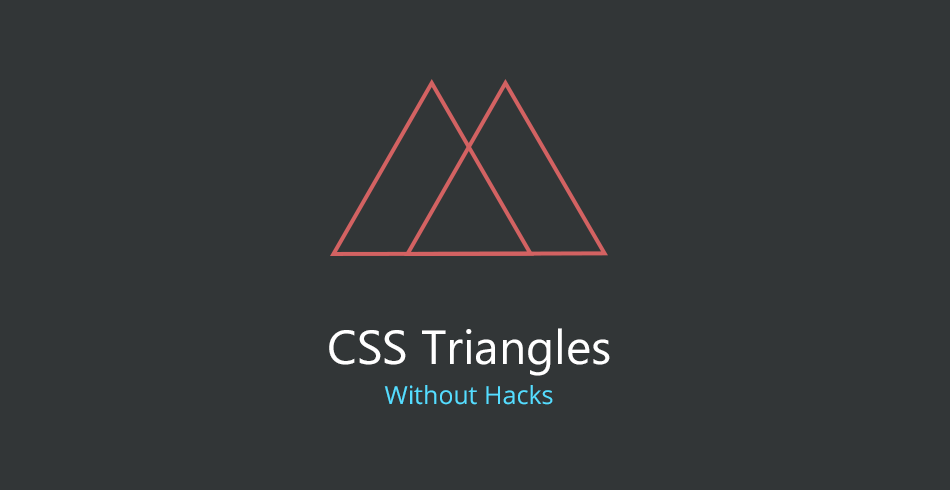 Finally! CSS Triangles Without Ugly Hacks - Tutorialzine