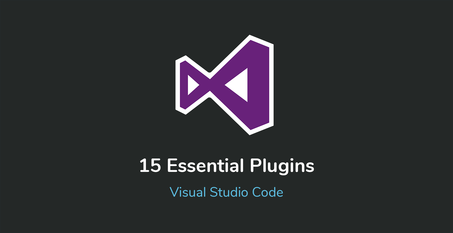 15 Essential Plugins for Visual Studio Code - Tutorialzine