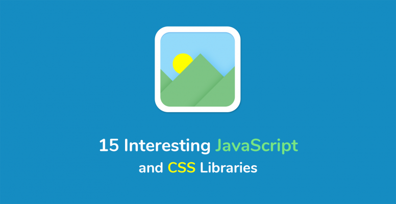 15-interesting-javascript-and-css-libraries-for-august-2017