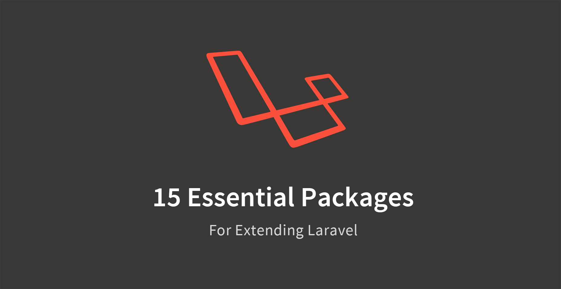 15 Essential Packages For Extending Laravel - Tutorialzine
