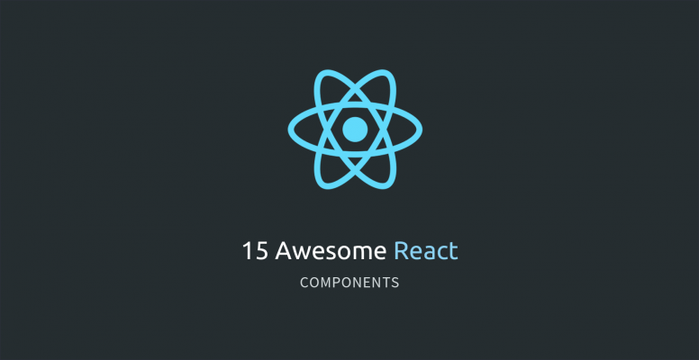 15-awesome-react-components