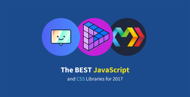 the-best-javascript-and-css-libraries-for-2017