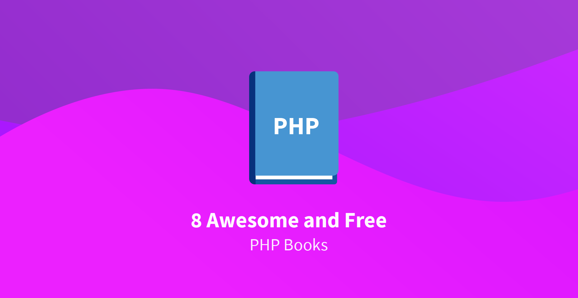 8 Awesome and Free PHP Books - Tutorialzine
