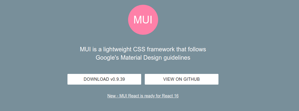 10 Lightweight CSS Frameworks You Should Know About - Tutorialzine