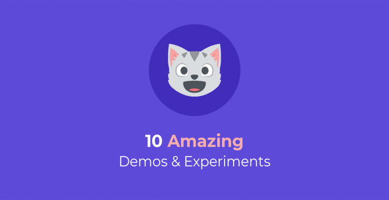 10-amazing-web-demos-and-experiments-for-june-2018
