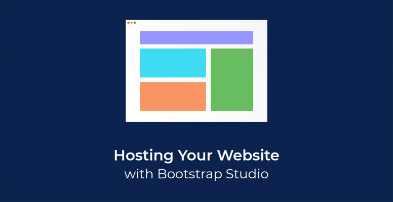 Hosting Your Website for Free with Bootstrap Studio | The