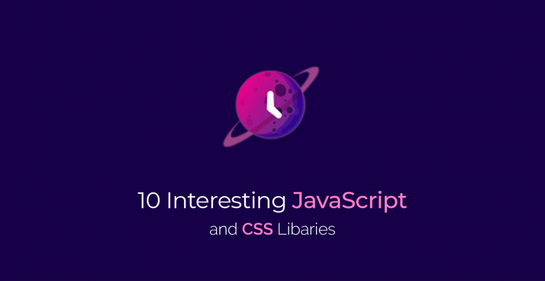10-interesting-javascript-and-css-libraries-for-november-2018