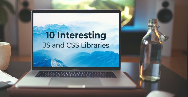 10-interesting-javascript-and-css-libraries-for-november-2019