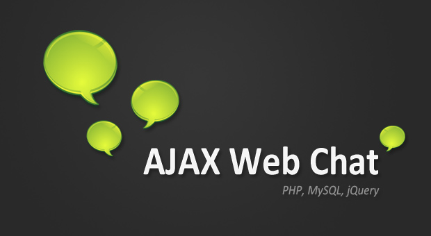 Making an AJAX Web Chat