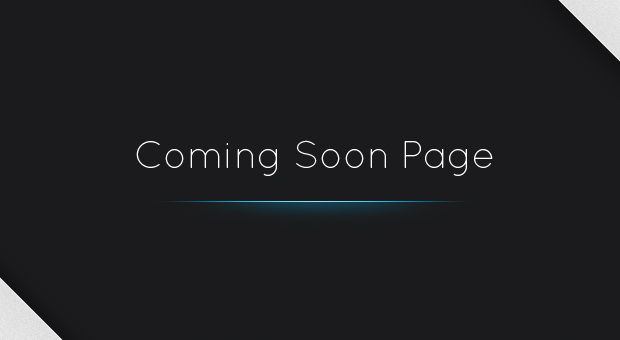 Creating a Stylish Coming Soon Page with jQuery