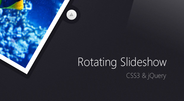 Coding a Rotating Image Slideshow w/ CSS3 and jQuery